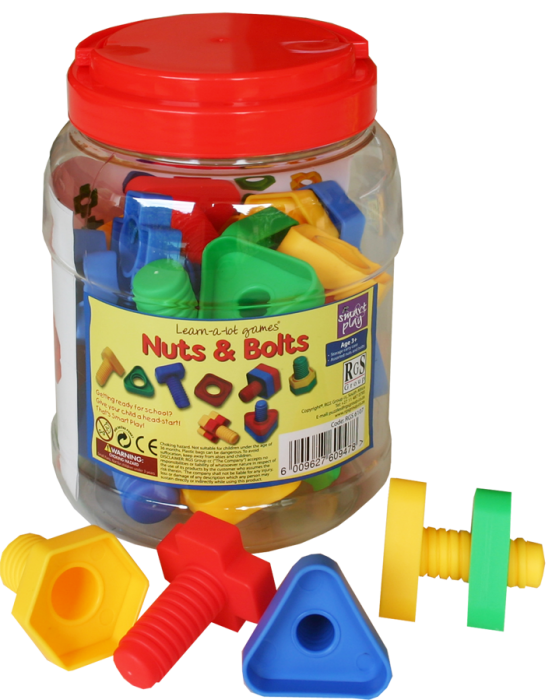 Nuts And Bolts Toys 30