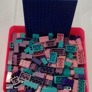 Regular Blocks (250 grams) in Mini Suitcase