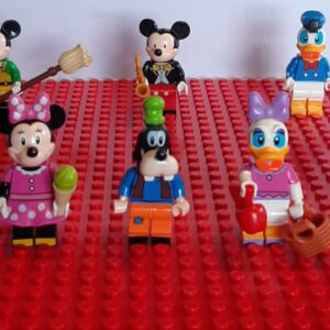 Assorted Figurines – Disney (Small)