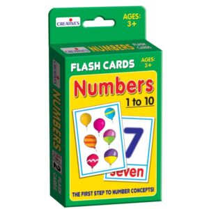 8-0362 – Numbers Flash Cards