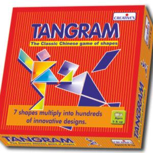 8-016 – Tangram Game