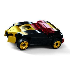 B0801H 55pc Power Bricks Pull Back Car